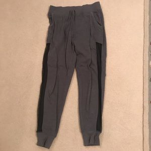 Victoria's Secret grey sweat pants